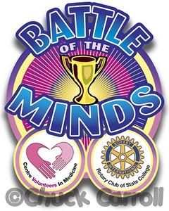 Centre Volunteers in Medicine --  Battle Of The Minds  --  October 8, 2009