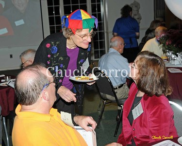 CVIM Volunteer Thank You  Dinner - October 23, 2009