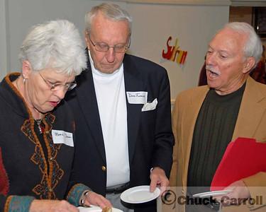 Centre Volunteers In Medicine   --  Volunteer Recognition Dinner – 10-24-08