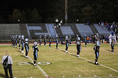 2010 Varsity vs Fairfax (Playoff 1)