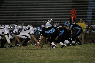2010 Varsity vs South County