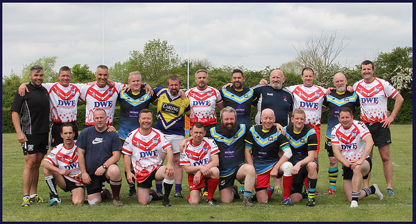 Cents Masters -v- London & Down South Masters (May 2016)