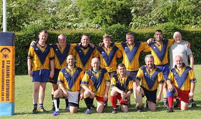 Cents Masters -v- Southampton Spitfires Masters