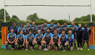 Cents -v- Bedford Tigers (May 2018)