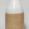 White and tan bottle (21FE04)