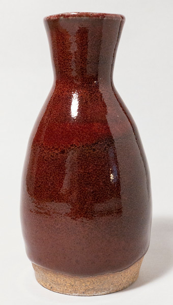 Small red vase (20NV06)