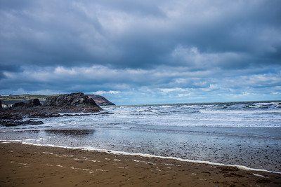 Tresaith reflections