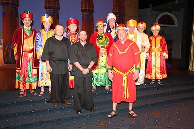 Ceremonial Honoring Grand Master Genung 3-22-2014