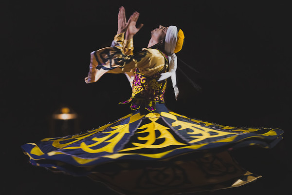 Tanoura Dancer, UAE