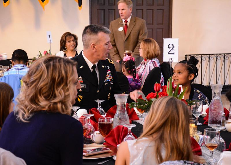 Fort Benning Host 2018 Gold Star Spouses Brunch