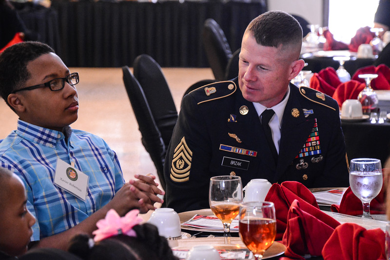 Fort Benning Host 2018 Gold Star Spouses Brunch