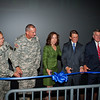 13 OCT 2011 (FORT BENNING, GA) - Ribbon cutting ceremony for the I-185 Gateway Project. Photo by Kristian Ogden.