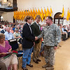 (FORT BENNING, Ga.) - Colonel Rob Choppa retires from the Army June 6, 2014 after more than 3 decades of service. His final assignment was COMMANDANT, UNITED STATES ARMY INFANTRY SCHOOL.  (U.S. Army Photo by Patrick A. Albright/MCoE PAO Photographer)