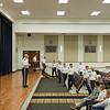 Mass promotion ceremony of 1st Lieutenants to Captains