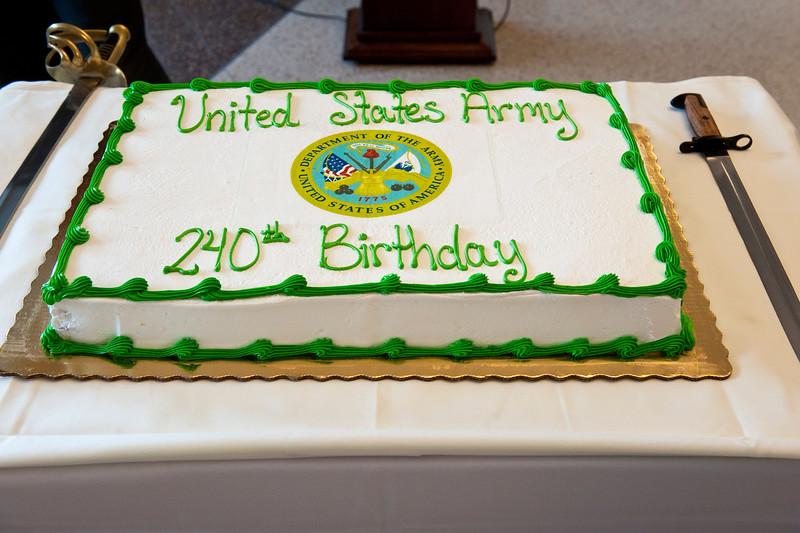 2015 06 12 Army Birthday Cake Cutting Fort Benning Photos