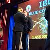 Soldier's Medal presentation to 2nd Lt Robert Fetters