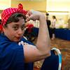 World War II Rosie the Riveter Social