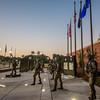 Global War on Terrorism Memorial Dedication