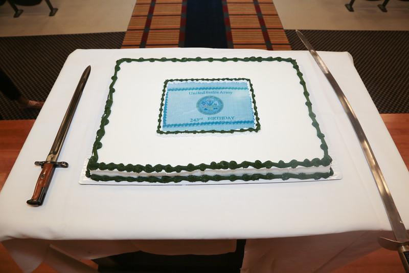 2018 06 14 Army Birthday Cake Cutting Fort Benning Photos
