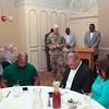 Al  F. Harvey Retirement ceremony