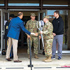 Tactical Athlete Performance Center ribbon cutting