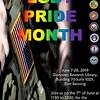 LGBT Pride Month Observance