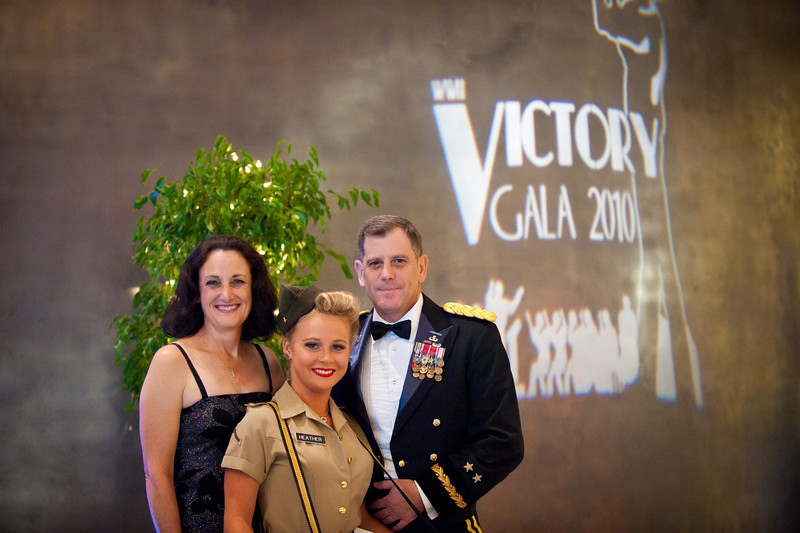 WWII Victory GALA 2010 at the National Infantry Museum and Soldier Center, Fort Benning, GA (14AUG2010) - photo by John D. Helms john.d.helms@us.army.mil