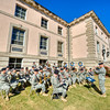 11 NOV 2010 - Veterans Day Ceremony, guest speaker COL(R) Ralph Puckett.  BLDG 35, Ridgway Hall, MCoE Fort Benning, GA.  Photo by John D. Helms - john.d.helms@us.army.mil