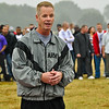 24 NOV 2010 - 11th Annual Thanksgiving Turkey Bowl with the 11th Engineer Battalion.  The Officers won this game 8 to 6 after 5 minutes of overtime.  MCoE, Fort Benning, GA.  Photo by CW2 Jessica S. Kinsey