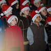 07 DEC 2010 - Christmas Tree and Menorah lighting, Field of the Four Chaplains, MCoE, Fort Benning, GA.  Photo by John D. Helms - john.d.helms@us.army.mil