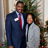12 DEC 2010 - MCoE Commanding General MG Brown's Christmas Reception at Riverside, Fort Benning, GA.  Photo by Matt Gillespie.