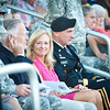01 SEPT 2011 (FORT BENNING, GA) -  9/11 10th Anniversary Ceremony and Graduation at the Natiional Infantry Museum. Photo by Kristian Ogden.
