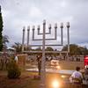 Fort Benning Menorah and Christmas Tree Lighting Ceremony