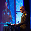Maj. Gen. Gary M. Brito speaks at the Jim Blanchard Leadership Forum