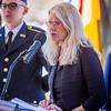 German Memorial Day Ceremony