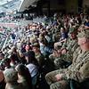 Fort Benning Soldiers visit the Atlanta Braves