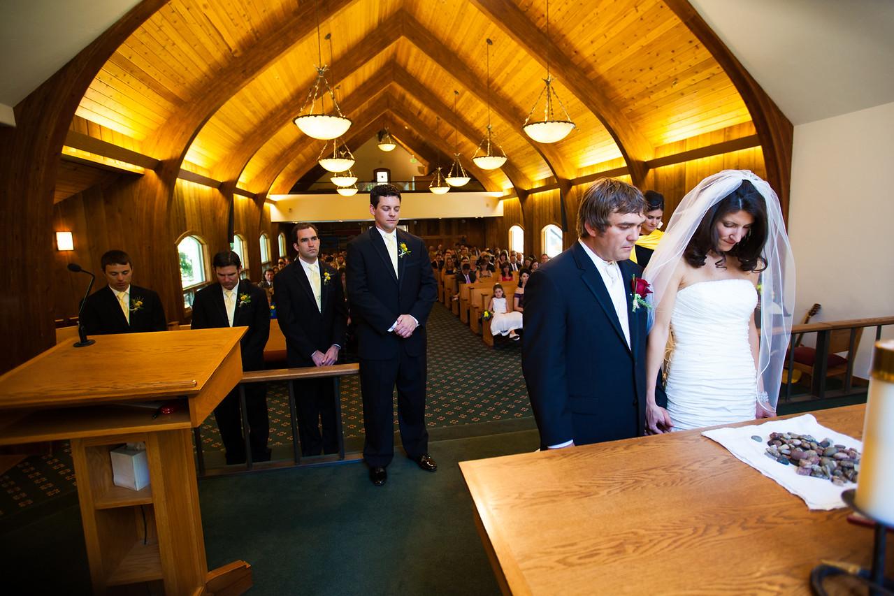 Liz and Shane Wedding