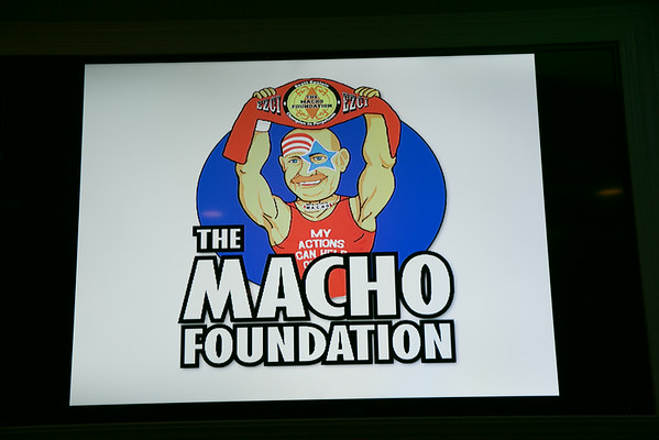 "Illisa Camp's ""MACHO"" fundraiser"