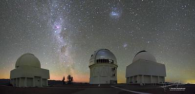 Cerro Tololo Inter-American Obseravatory