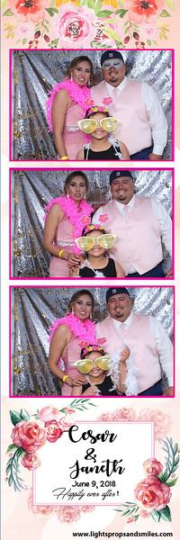 Cesar & Janeth Wedding
