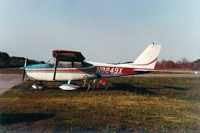 Cessna 172C N8249X