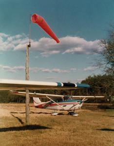 Cessna 172C N8249X _Melville 11-13-77_0003A copy