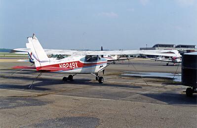 Cessna 172C N8249X RIC 001A