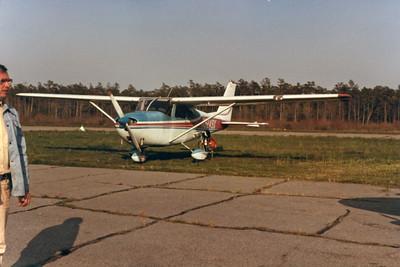 C-172 N8249X Accomac 4-22-83 001AB