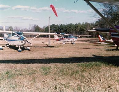 Cessna 172C N8249X _Melville 11-13-77_0001A