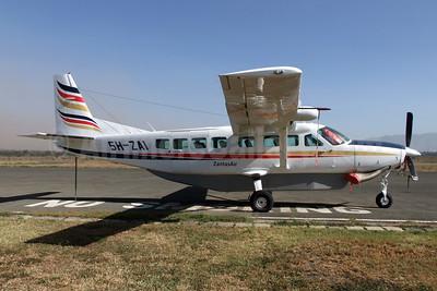 ZantasAir Services Cessna 208B Caravan 5H-ZAI (msn 208B2031) TAR (Jay Selman). Image: 404096.
