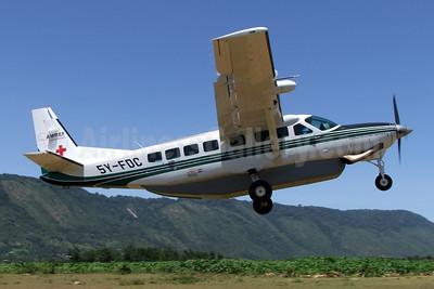 Crashed on takeoff at Akobo, South Sudan on January 7, 2018, 1 killed.