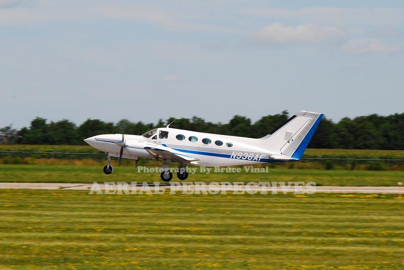 N936AF - 1978 Cessna 421C