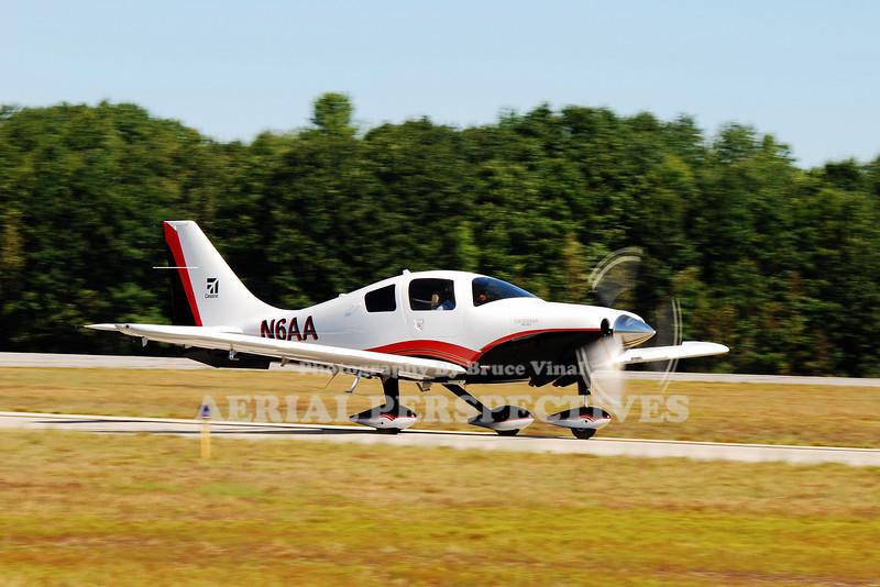 N6AA - 2008 Cessna LC41-550FG