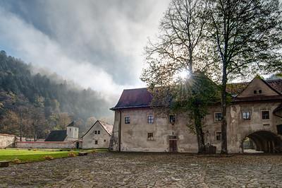 Červený kláštor, Pieniny
